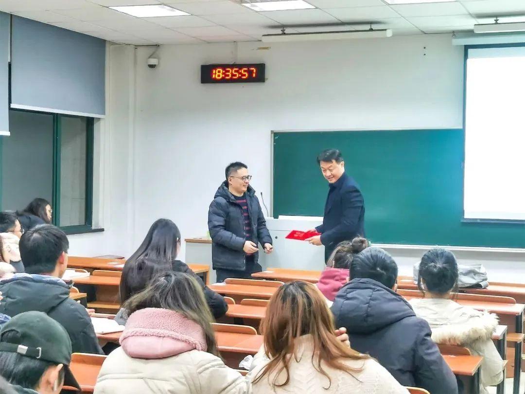【热点动态】华研创科创始人阳凌峰受聘浙江工业大学创业导师